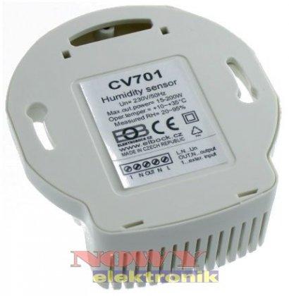 Regulator Wilgotności Higrostat Cv701 230v